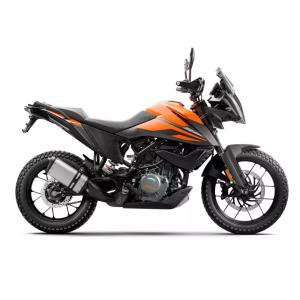 KTM Adventure 390 Orange