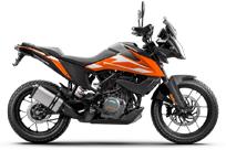 ktm adventure 250 bike