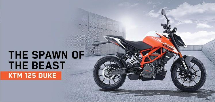 KTM 125 Duke 2020 – An entry level bike into the KTM universe